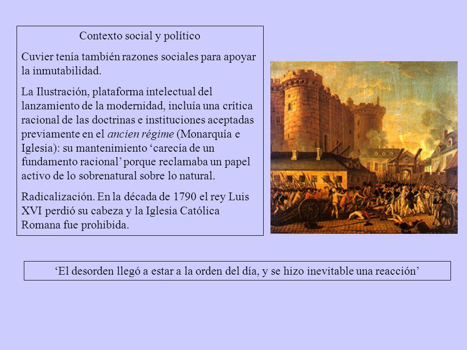 Contexto social y político