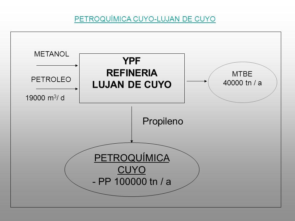 PETROQUÍMICA CUYO-LUJAN DE CUYO