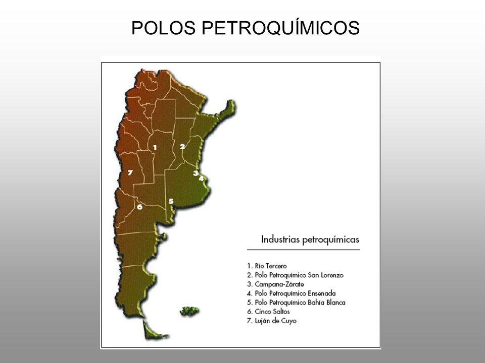 POLOS PETROQUÍMICOS