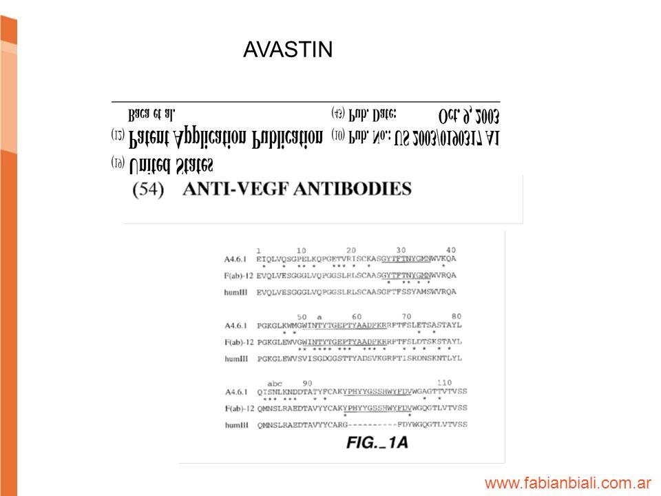 AVASTIN www.fabianbiali.com.ar