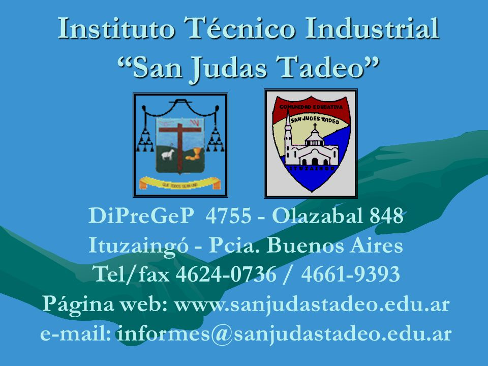 Instituto Técnico Industrial San Judas Tadeo