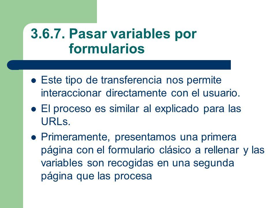 3.6.7. Pasar variables por formularios