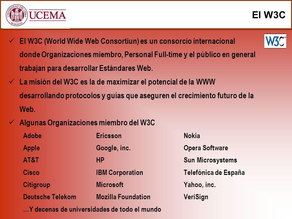 El W3C