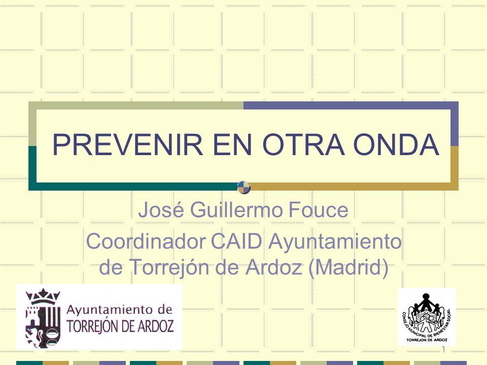 Coordinador CAID Ayuntamiento de Torrejón de Ardoz (Madrid)