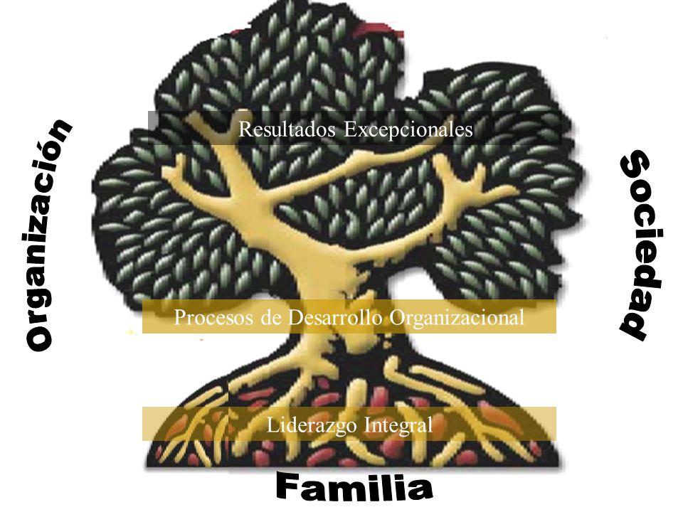 Sociedad Organización Familia Resultados Excepcionales