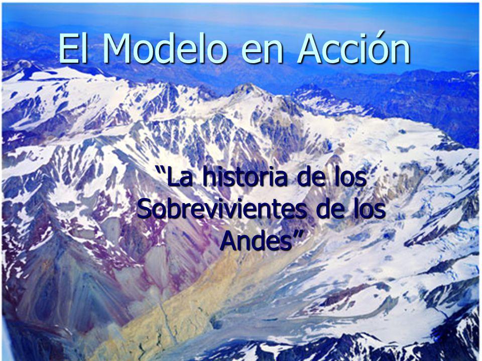 La historia de los Sobrevivientes de los Andes