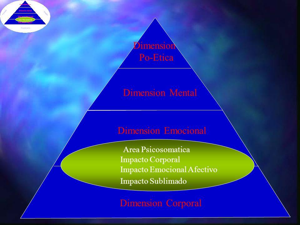 Dimension Po-Etica Dimension Mental Dimension Emocional
