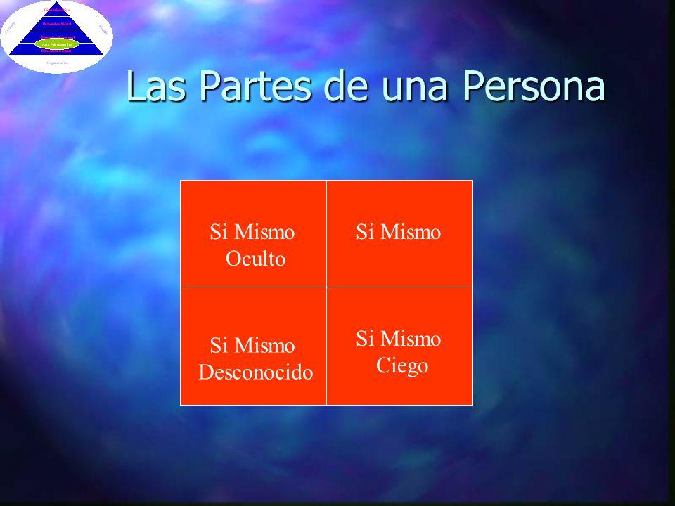 Las Partes de una Persona
