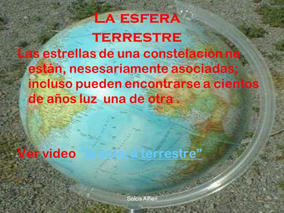 La esfera terrestre