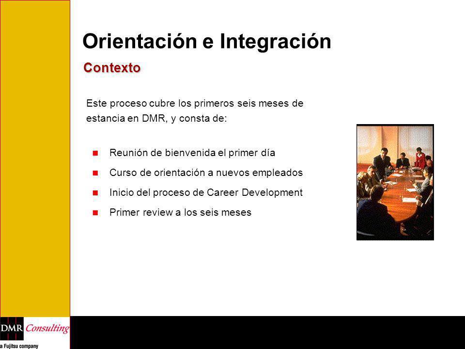 Orientación e Integración