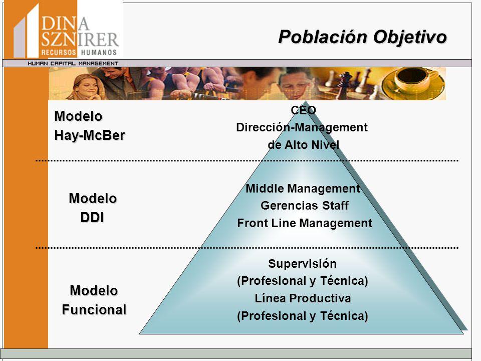 Dirección-Management (Profesional y Técnica)