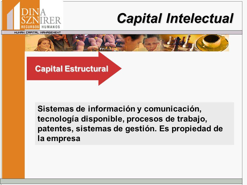 Capital Intelectual Capital Estructural