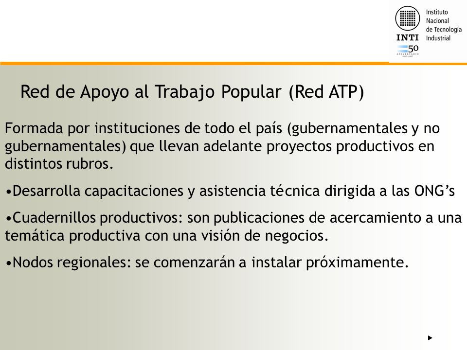 Red de Apoyo al Trabajo Popular (Red ATP)