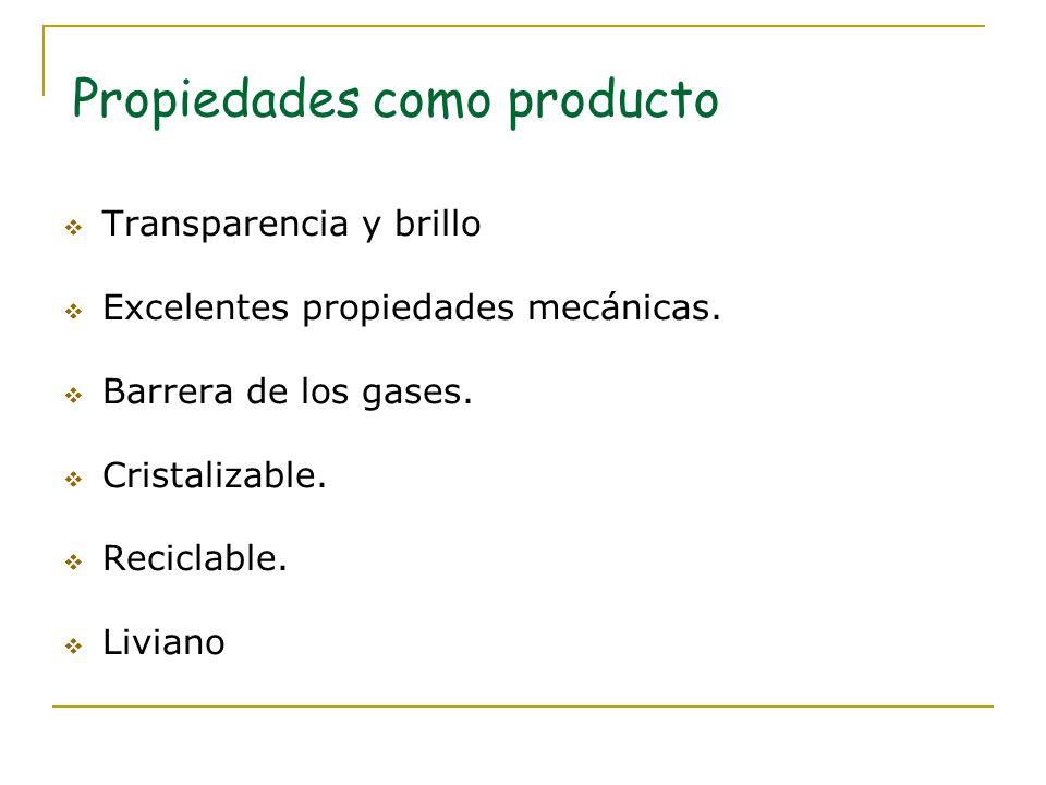 Propiedades como producto