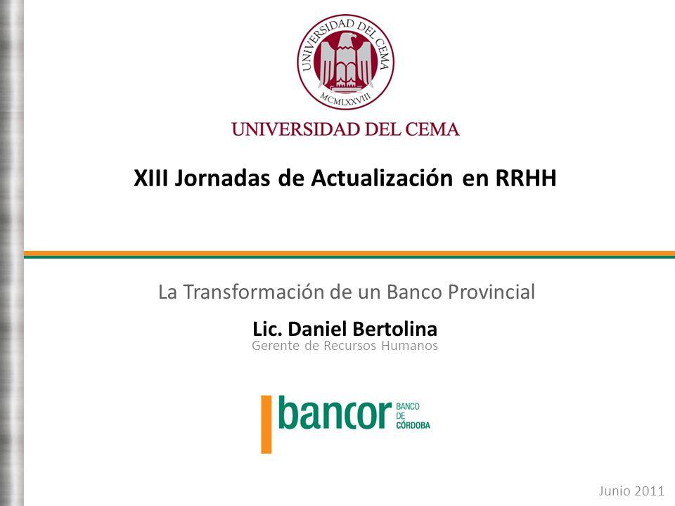 XIII Jornadas de Actualización en RRHH