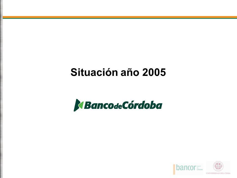 Situación año 2005