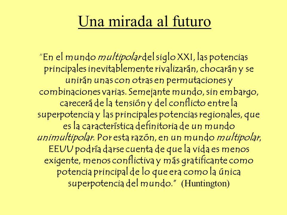 Una mirada al futuro
