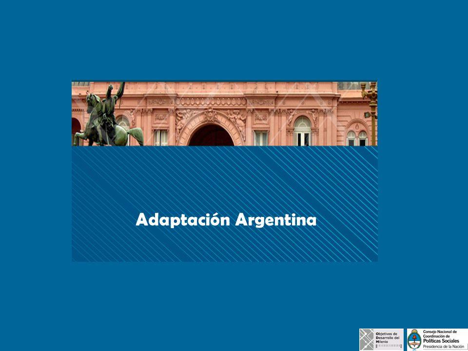 Adaptación Argentina
