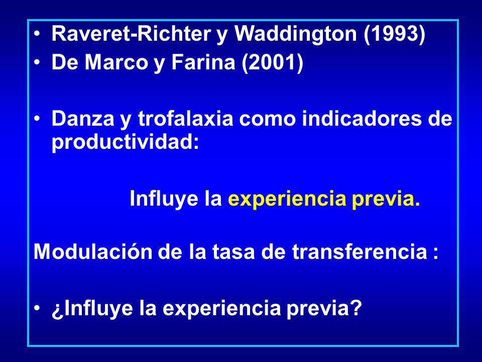 Raveret-Richter y Waddington (1993)