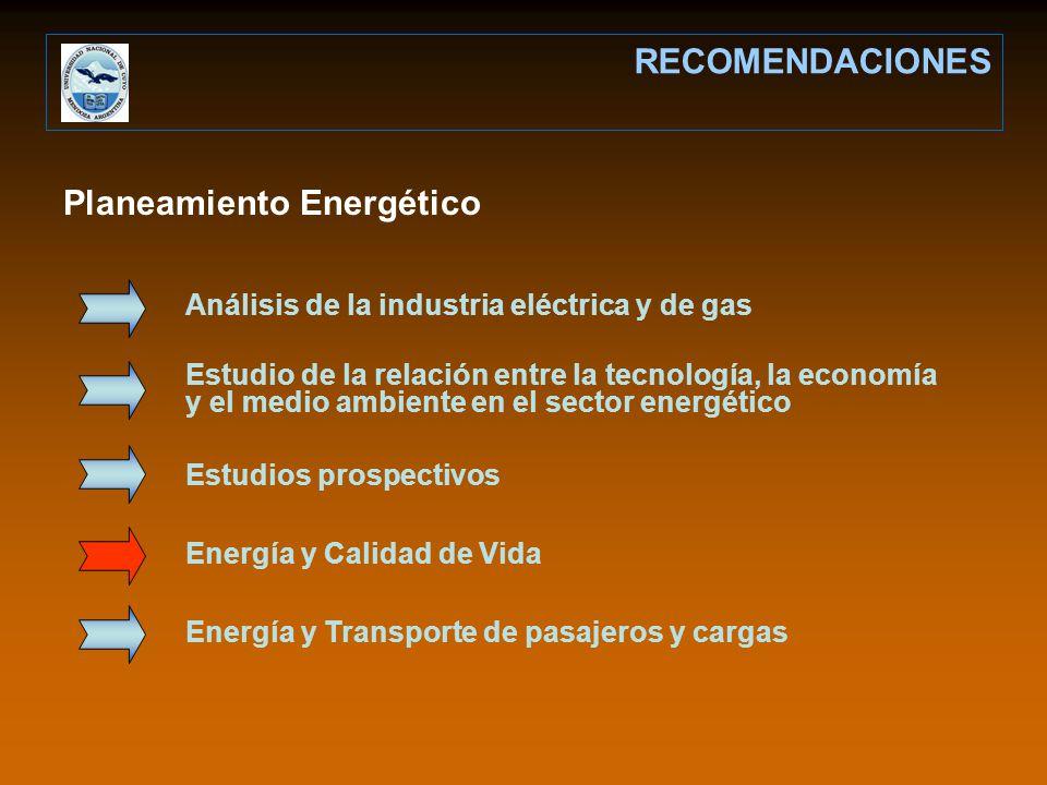 Planeamiento Energético