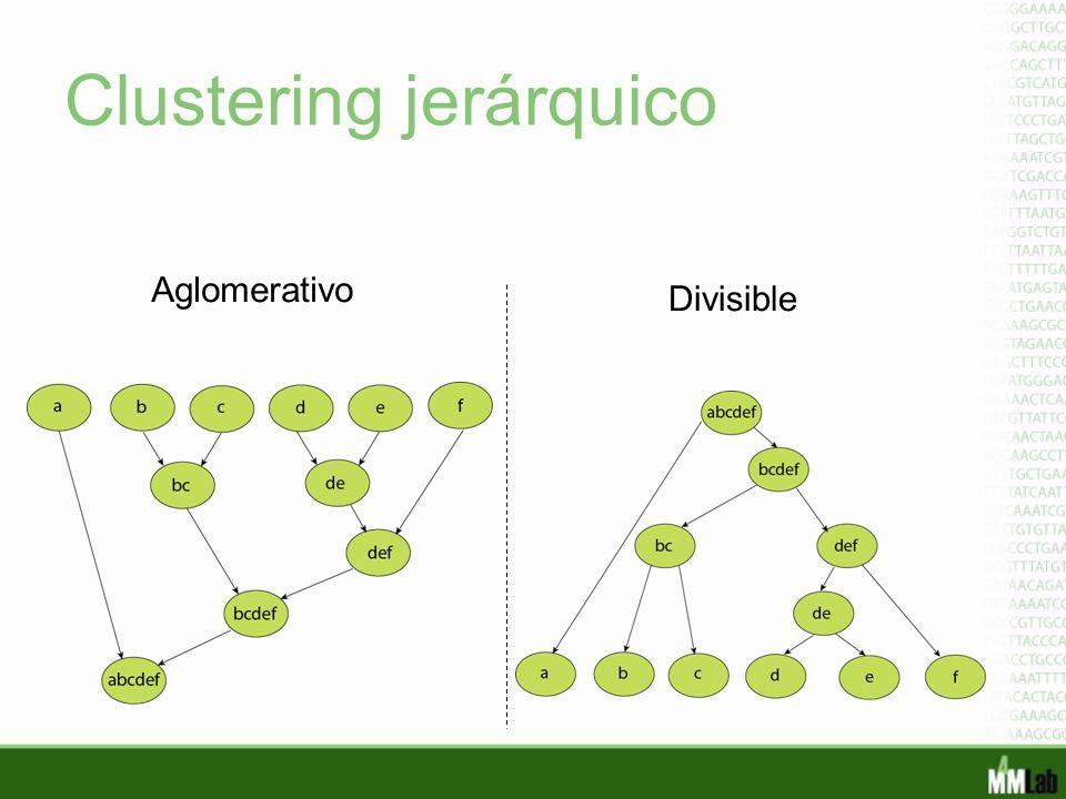 Clustering jerárquico