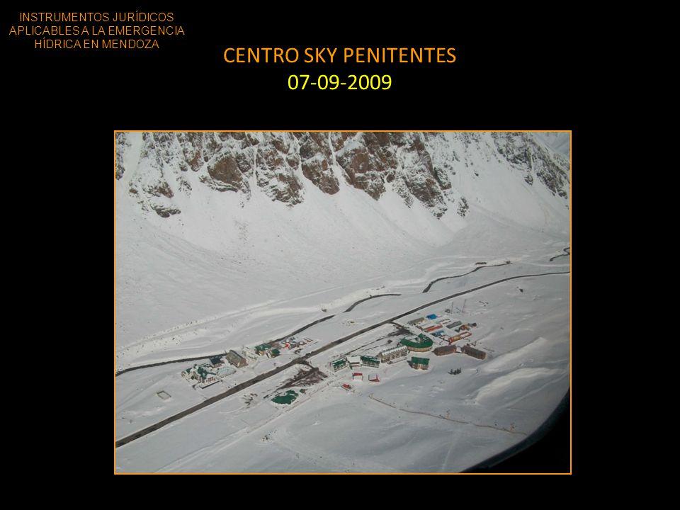 CENTRO SKY PENITENTES 07-09-2009