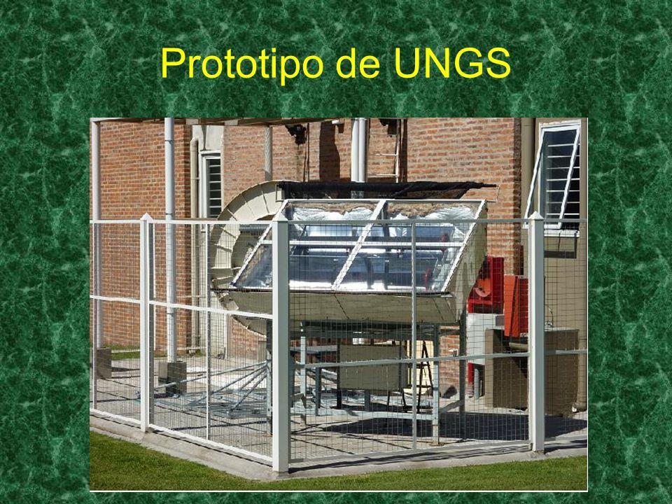 Prototipo de UNGS