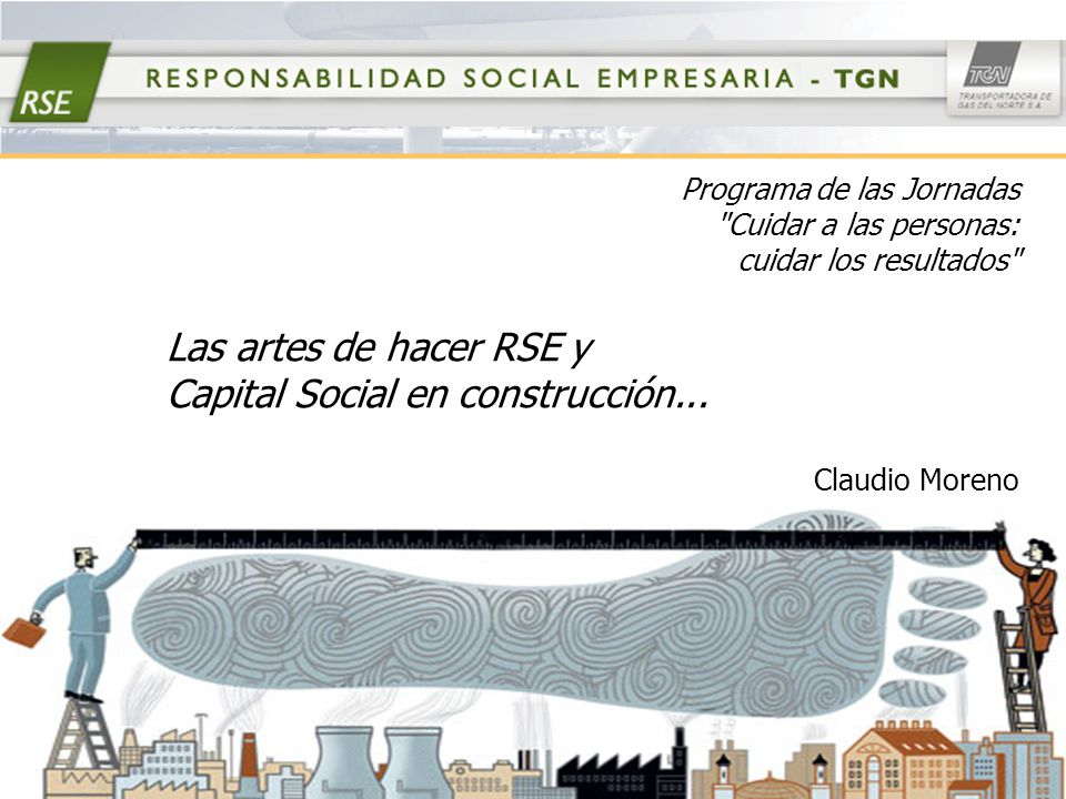 Capital Social en construcción...