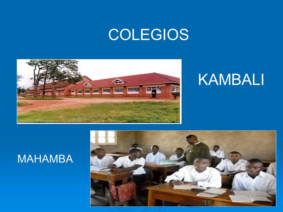 COLEGIOS KAMBALI MAHAMBA