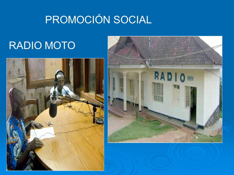 PROMOCIÓN SOCIAL RADIO MOTO