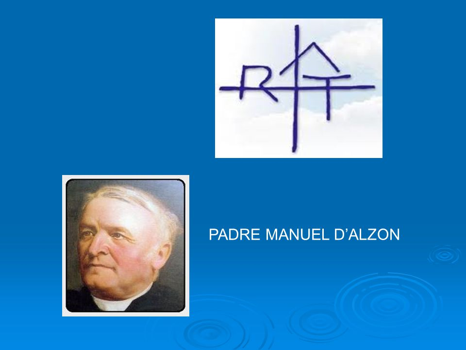 PADRE MANUEL D'ALZON
