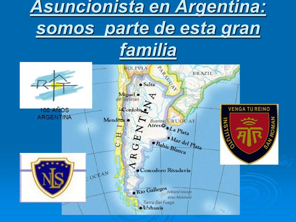 Asuncionista en Argentina: somos parte de esta gran familia