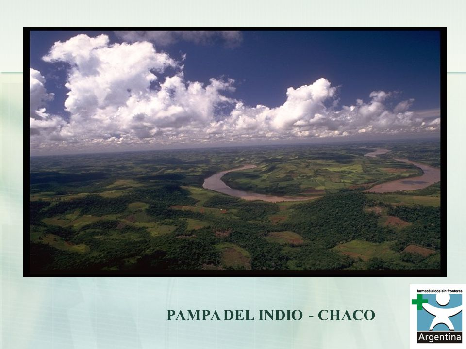 PAMPA DEL INDIO - CHACO