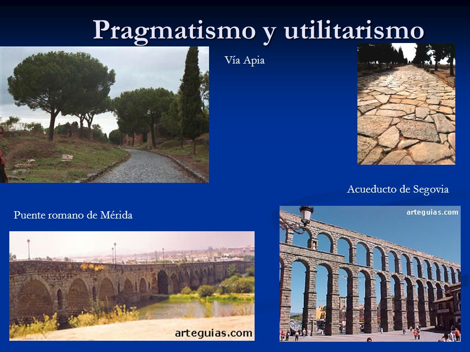 Pragmatismo y utilitarismo