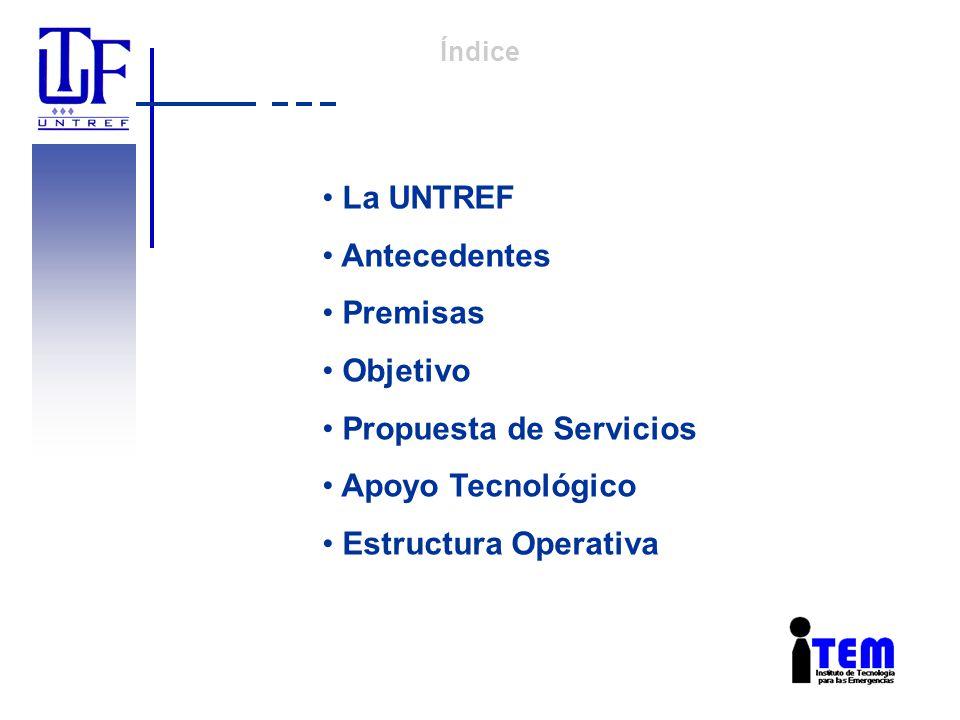 Propuesta de Servicios Apoyo Tecnológico Estructura Operativa