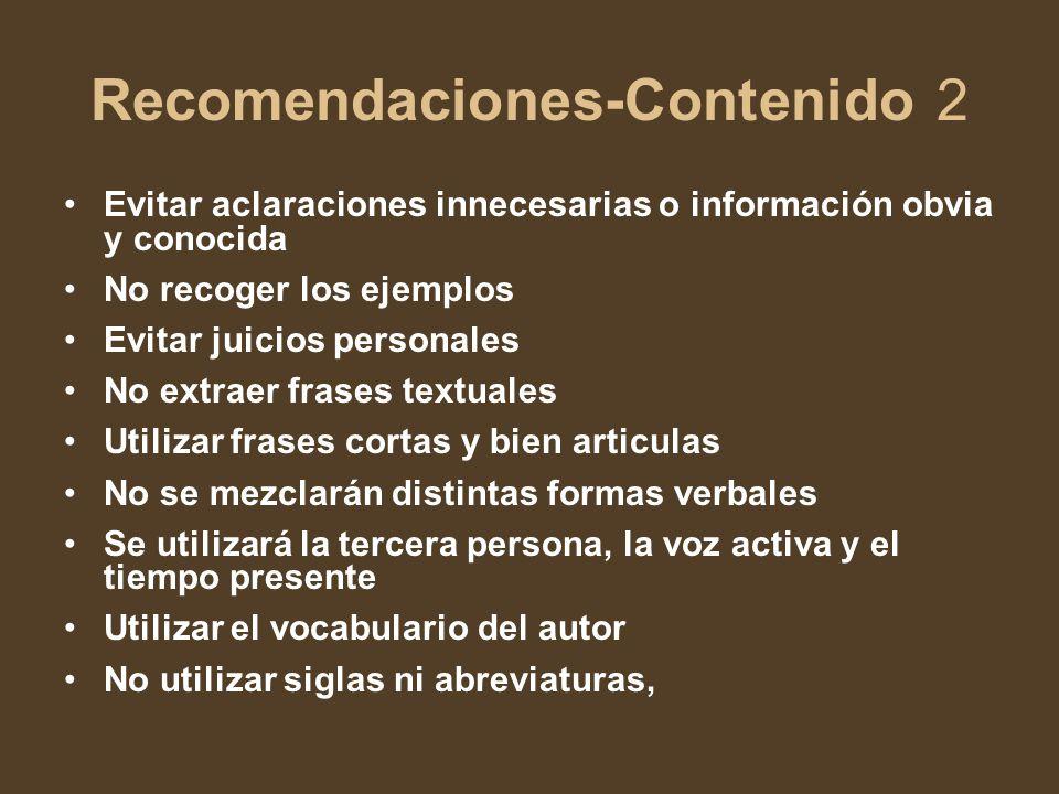 Recomendaciones-Contenido 2
