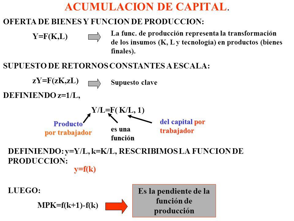 ACUMULACION DE CAPITAL.
