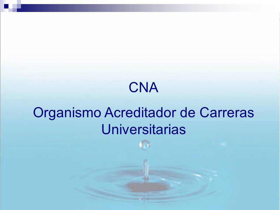 Organismo Acreditador de Carreras Universitarias