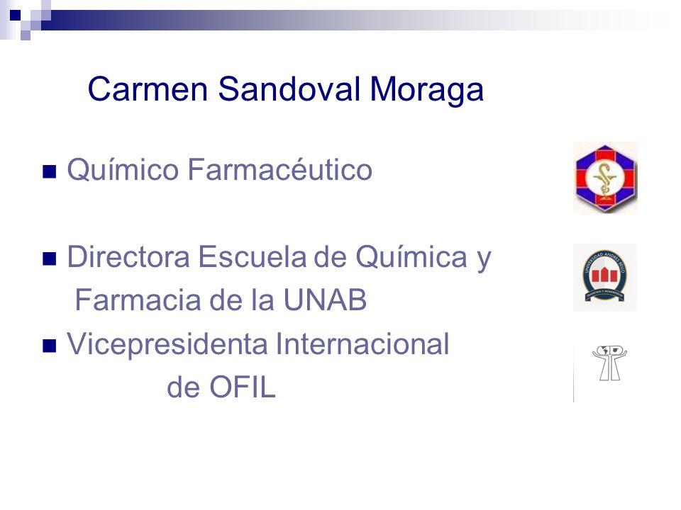 Carmen Sandoval Moraga