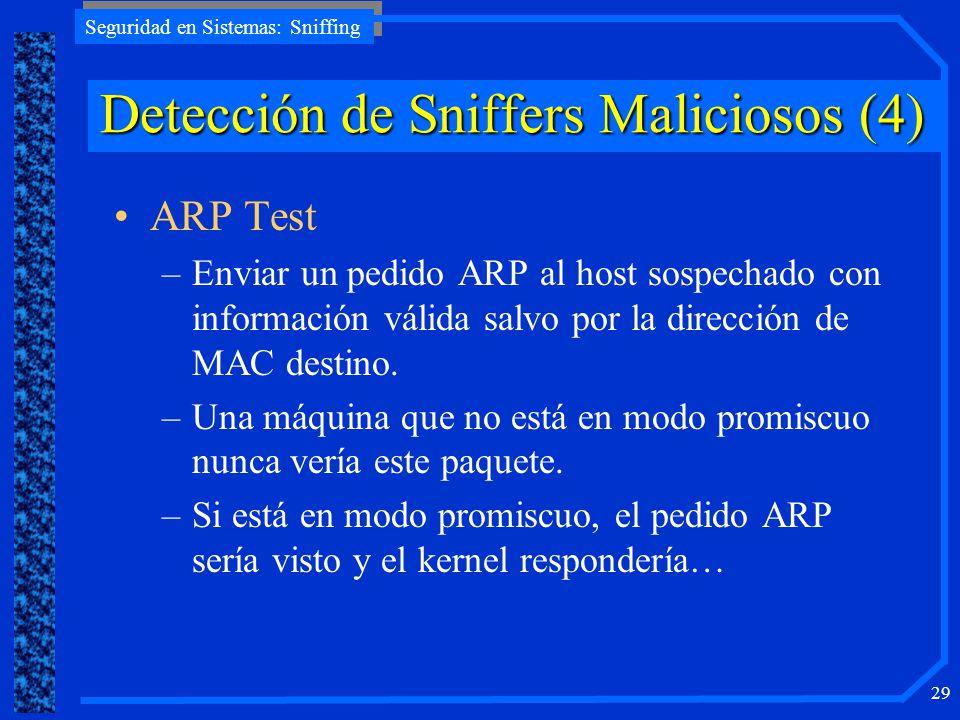 Detección de Sniffers Maliciosos (4)