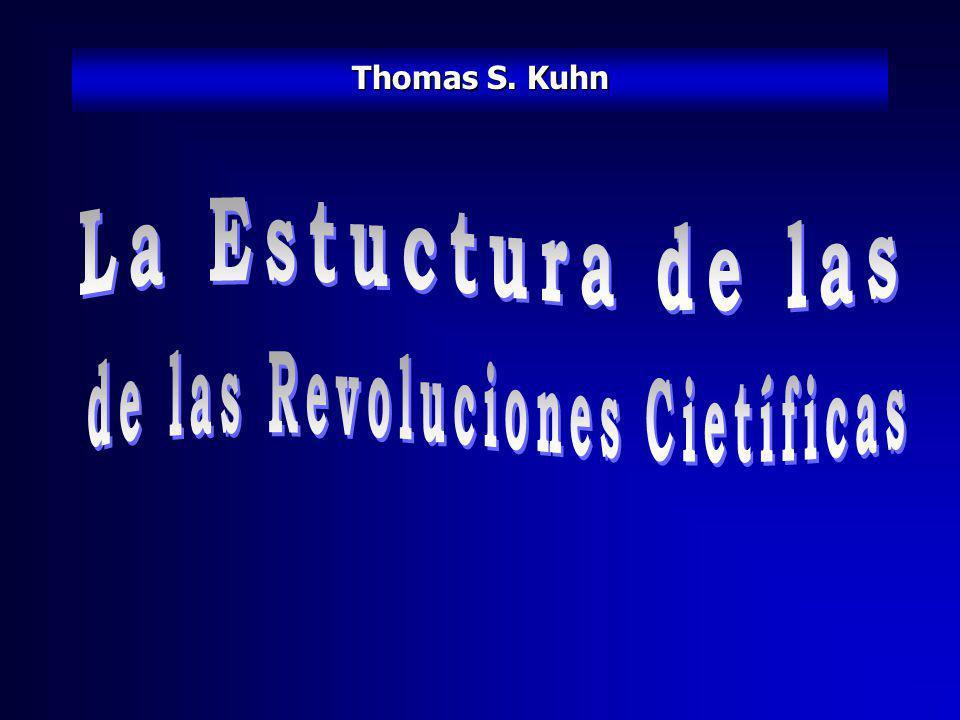 de las Revoluciones Cietíficas