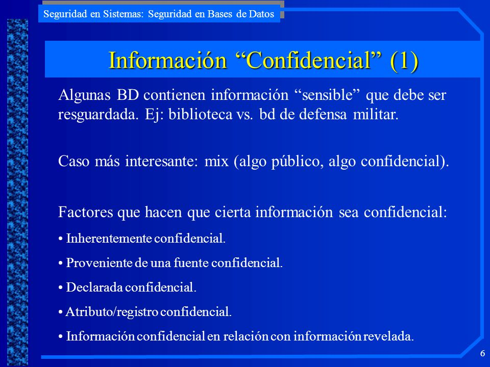 Información Confidencial (1)