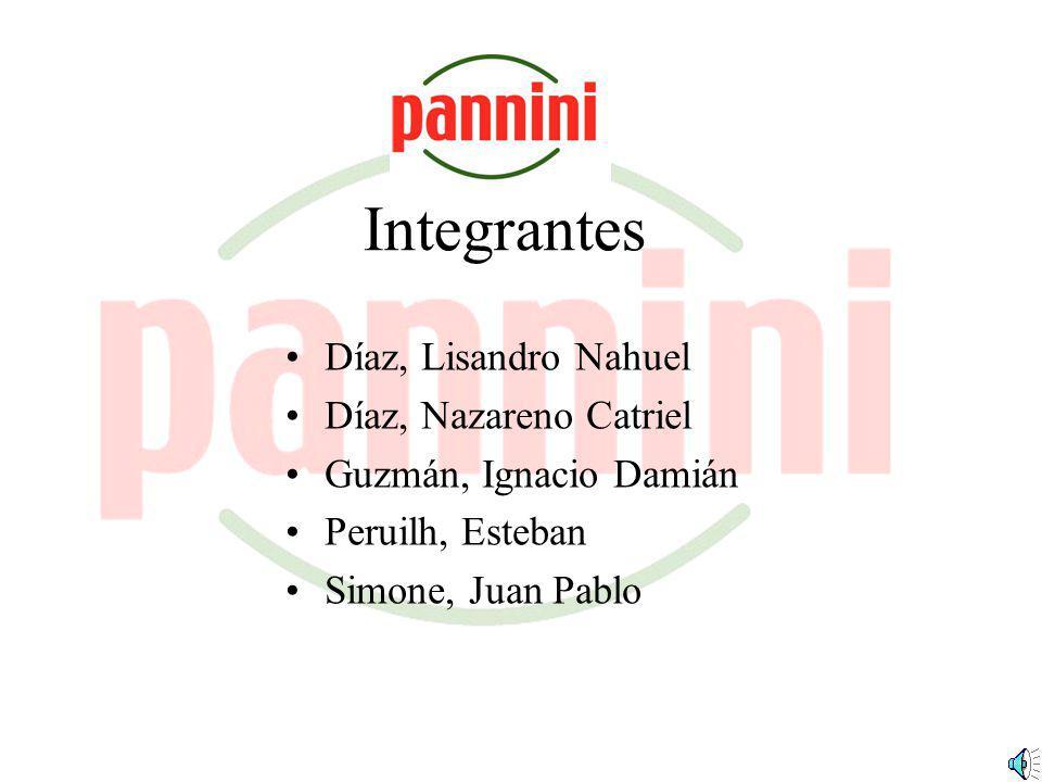 Integrantes Díaz, Lisandro Nahuel Díaz, Nazareno Catriel