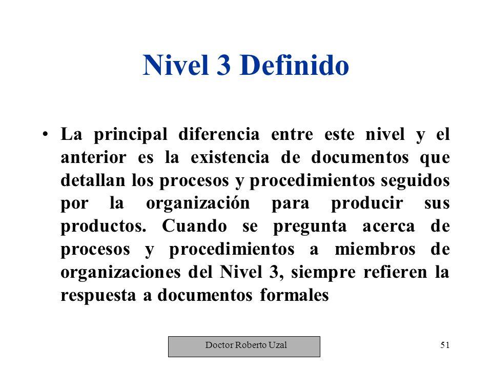 Nivel 3 Definido