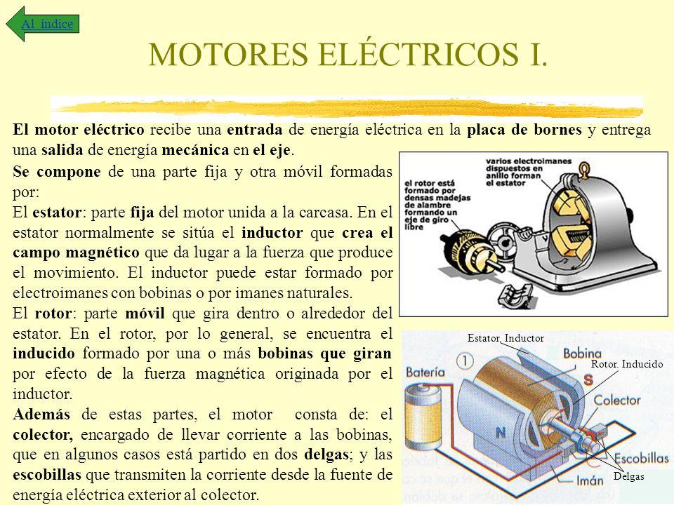Al índice MOTORES ELÉCTRICOS I.
