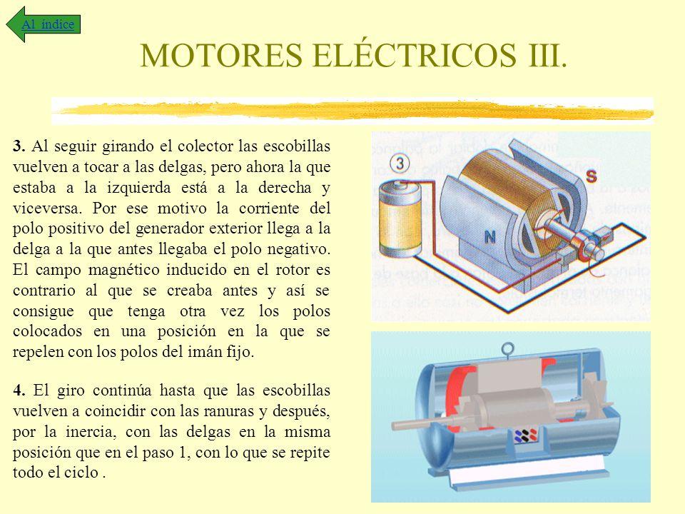 MOTORES ELÉCTRICOS III.