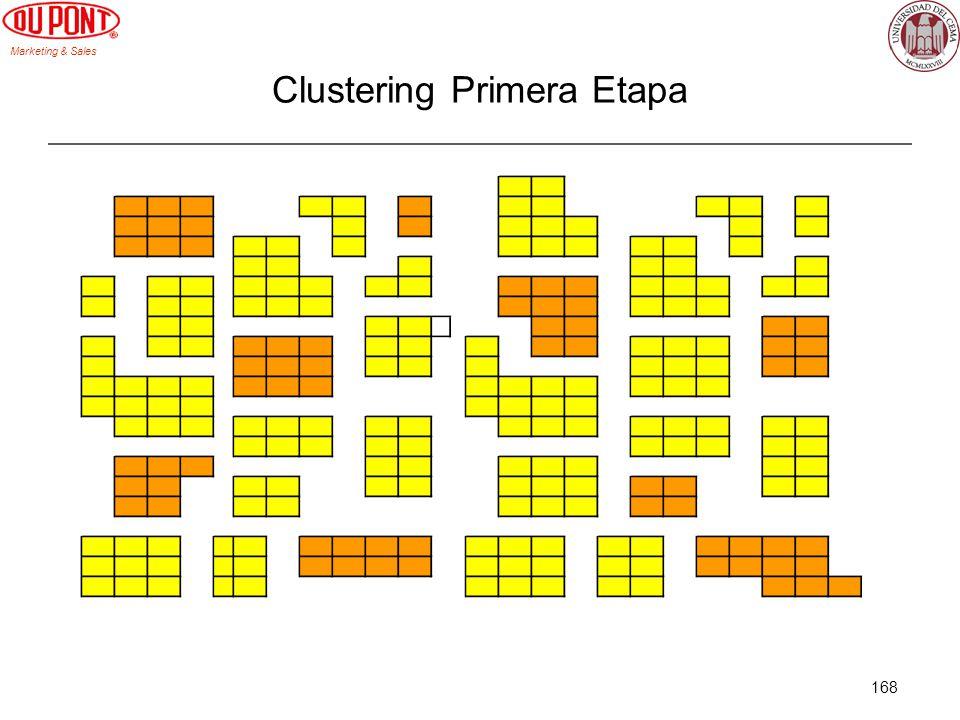 Clustering Primera Etapa