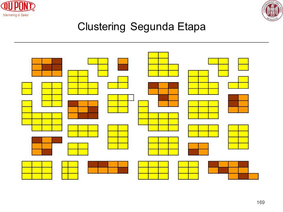 Clustering Segunda Etapa