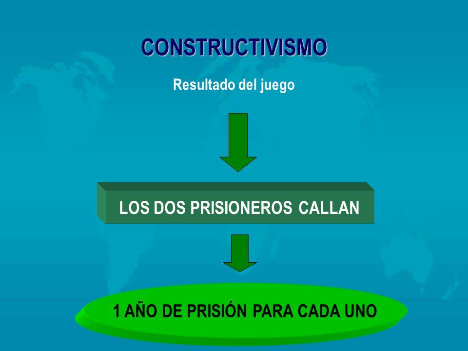 LOS DOS PRISIONEROS CALLAN 1 AÑO DE PRISIÓN PARA CADA UNO