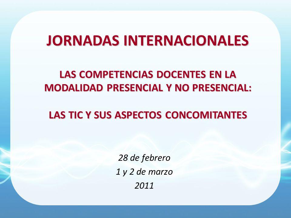 JORNADAS INTERNACIONALES